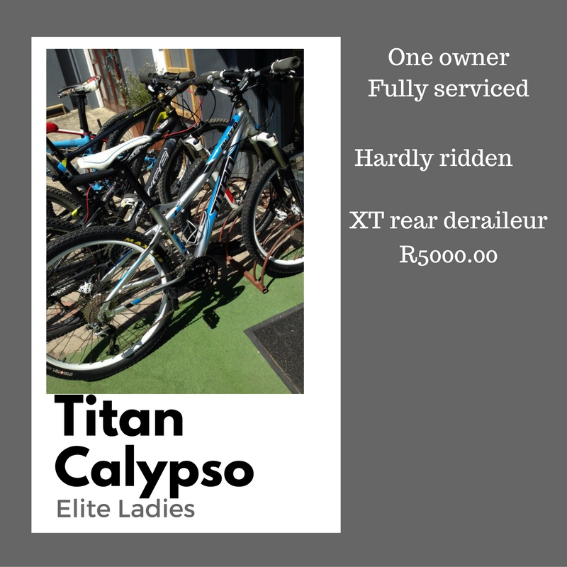 pre-owned titan calypso