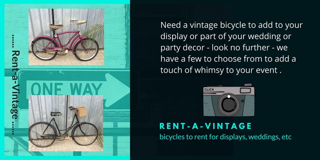 rent a vintage bike