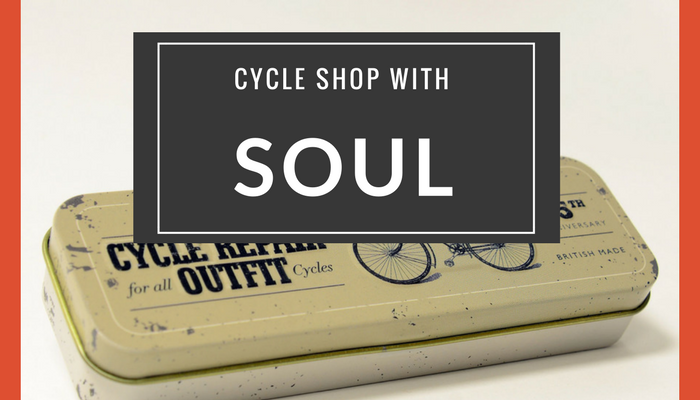 Cycle Shop with Soul in Knysna