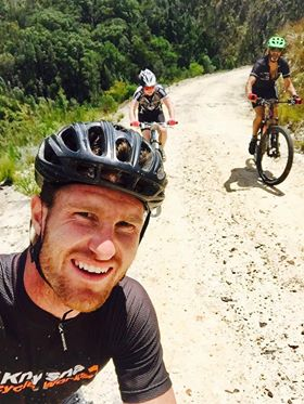 Mountain Bike In Knysna