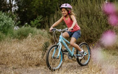 Calling Young Mountain Bikers