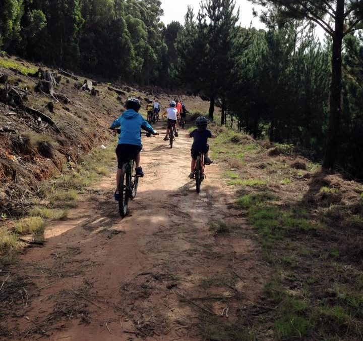 Knysna Dams Ride – fun cycling for all.