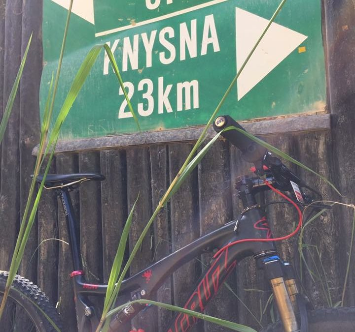 Adventure in Knysna