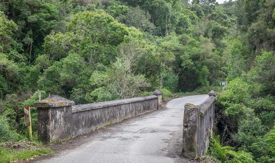 Seven Passes road